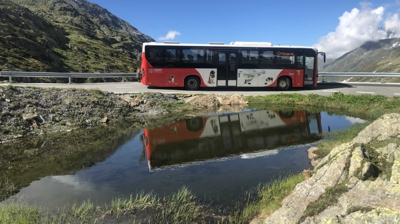 Entremont: TMR prête à gérer les lignes de bus jusqu'en 2031