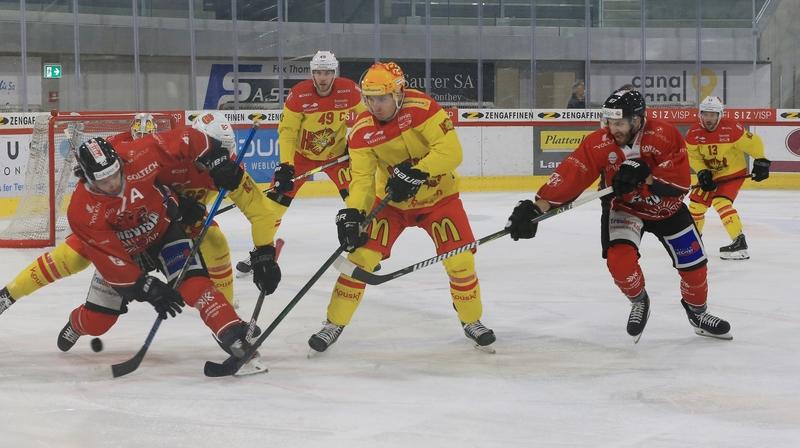 Hockey: Viège n'avait plus été aussi efficace depuis bien longtemps