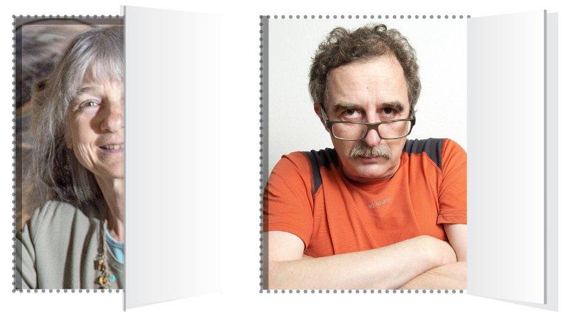 Daniel Rausis, humoriste, journaliste et écrivain, Martigny: «Je te fais livrer une étoile de Noël, s'ils ont peur des virus y a qu'à la congeler ou la faire cuire»