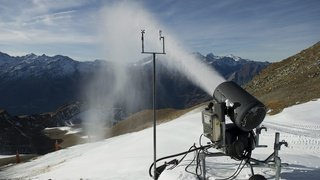 Quiz: Vous avez un avis sur les canons à neige, mais que savez-vous vraiment?