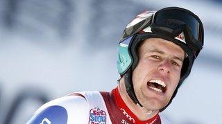 Ski alpin: deux ans après sa chute à Val Gardena, Marc Gisin abandonne le haut niveau