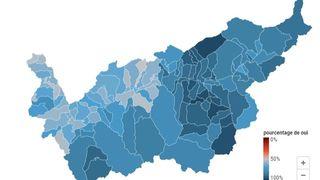 Votations fédérales du 29 novembre: les résultats valaisans, en direct et en continu, commune par commune