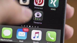 L'app suisse Threema, alternative à WhatsApp, jugée très sûre