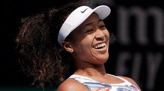 NaomiOsaka, n°3 mondial du tennis,devient un personnage de manga