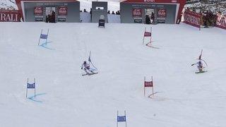 Ski alpin: en quarantaine, Justin Murisier et Loïc Meillard manqueront le parallèle de Lech-Zürs. Un mal pour un bien?