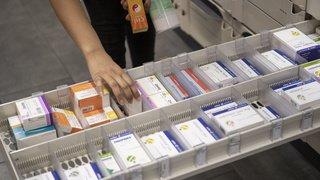 Coûts de la santé: le prix des médicaments s'est stabilisé en 2019