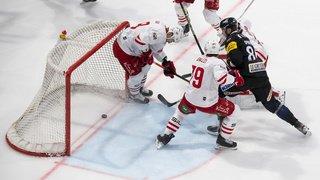 Hockey sur glace - National League: Lausanne s'offre Fribourg pour la troisième fois de la saison