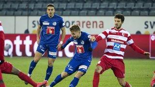 Super League: le FC Sion sombre à Lucerne