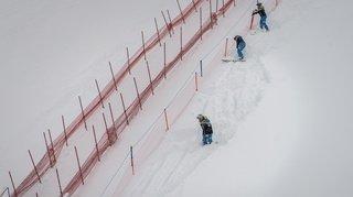 Ski alpin - Super-G dames: pas de course non plus à St-Moritz dimanche