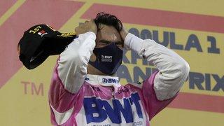 Formule 1 – Grand Prix de Sakhir: premier succès pour Sergio Perez, après une course de folie
