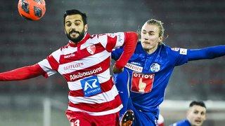 Super League: le FC Sion enchaîne avec un nouveau revers contre Lucerne