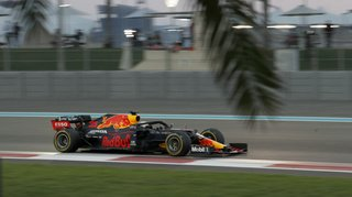 Formule 1- GP d'Abu Dhabi: Verstappen s'impose au bout de l'ennui