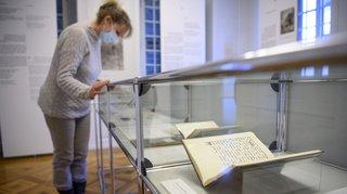 Exposition à Sierre: les lettres de Rainer Maria Rilke en temps de pandémie