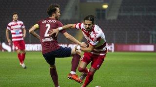 Super League: Le FC Sion prend un petit point à Genève
