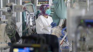 Hôpitaux alémaniques  à la peine