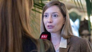 Antisexisme: «Il faut des solutions concrètes», selon la PLR Johanna Gapany
