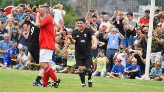 Ils l'ont admiré, côtoyé ou affronté, les footballeurs valaisans réagissent à la disparition de Diego Maradona