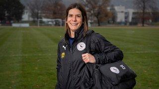 Football: Valérie Gillioz a surmonté toutes les barrières jusqu'à la Ligue des champions féminine