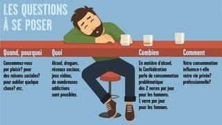 Semi-confinement: l'ennui et l'anxiété peuvent rendre accro