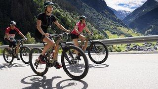 Autoriser l'e-bike aux moins de 14 ans pour du vélo électrique en famille sur les lieux touristiques