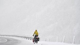 Météo: la neige pourrait tomber jusqu'en plaine mardi prochain