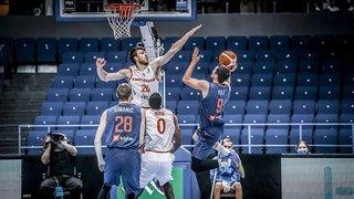 Basket: la Suisse entre un succès historique et un dur retour sur terre