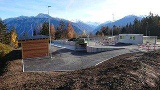 Crans-Montana: une nouvelle déchetterie ouvre ses portes à Mollens