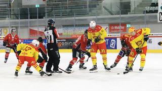 Hockey: le trio Rimann-Montandon-Asselin affiche les meilleures statistiques de la ligue