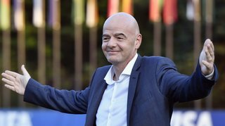 Football: «La FIFA a bien changé», assure son président Gianni Infantino