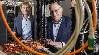 Il y a 25 ans, le Valais créait son premier réseau internet