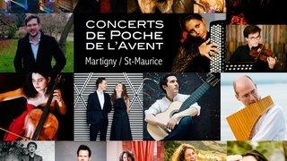 Des concerts de poche à Martigny et à Saint-Maurice malgré le Covid