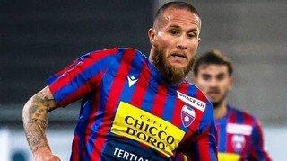 Football: plusieurs blessures graves n'ont pas découragé Michel Morganella qui se relance à Chiasso