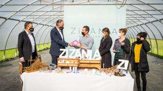 Le Prix Créateurs revient à Zollinger Bio des Evouettes