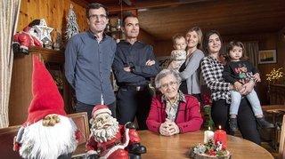 Ensemble quand même: du clan aux petits comités, les familles nombreuses se préparent à un Noël différent