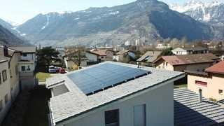 Union des forces pour promouvoir le photovoltaïque dans le Grand Martigny