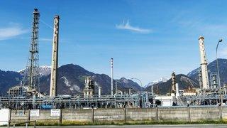 Raffinerie de Collombey: le démantèlement devrait débuter en mars