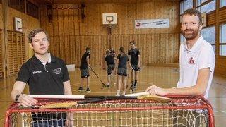 Ils se battent pour que l'unihockey soit reconnu dans le Valais romand
