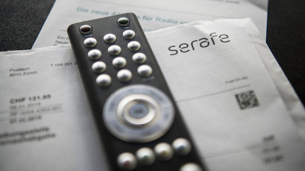 Redevance radio-TV: dès fin janvier, 50 francs seront déduits sur la 1ère facture Serafe de chaque ménage