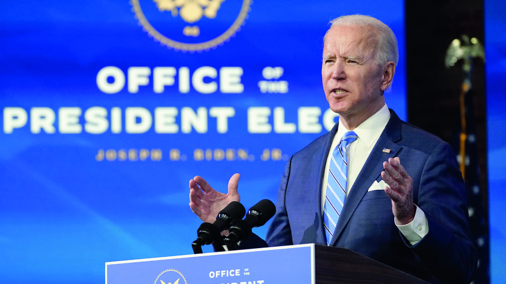 Face à la crise économique causée par la pandémie de Covid-19, le président élu Joe Biden et son équipe préparent plusieurs plans de relance et d'investissements.