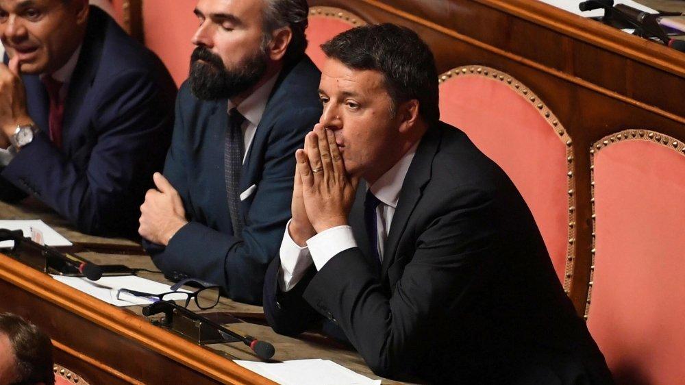 En retirant l'appui clé de son petit parti de gauche (Italia Viva) au gouvernement de Giuseppe Conte, Matteo Renzi (photo) a précipité une nouvelle crise, qui couvait certes depuis des mois…
