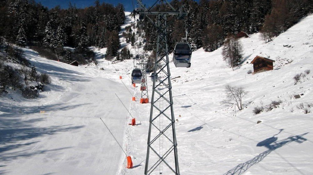Une majorité de Suisses serait favorable à la fermeture des domaines skiables,