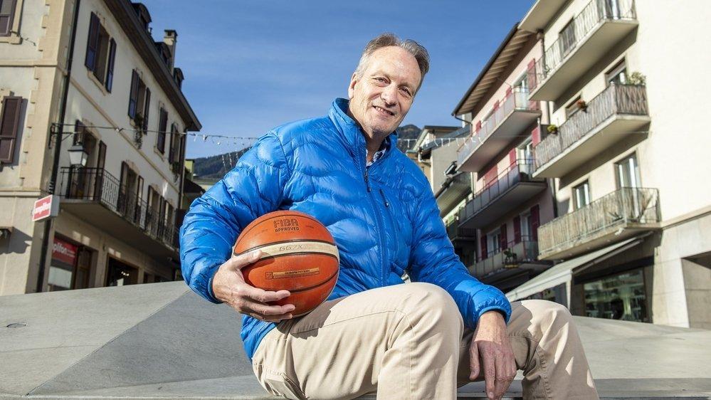 Depuis le 15 septembre 2020, Laurent Duchoud a repris les rênes du BBC Monthey-Chablais.