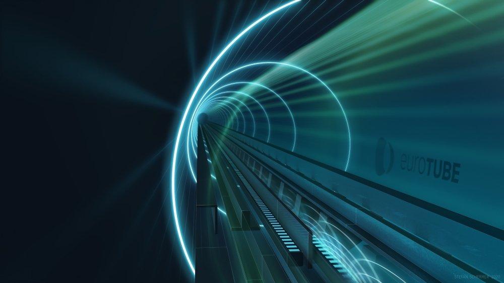 Les travaux de construction de la piste d'essai devraient débuter en 2022.