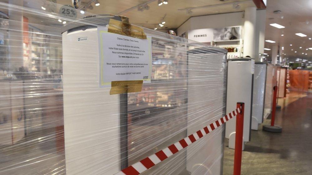 Pour la deuxième fois depuis le début de la pandémie, les commerces jugés non essentiels devront fermés leurs portes jusqu'à la fin février.