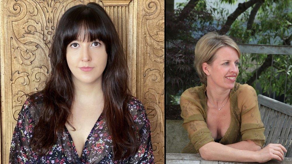 Aylin Gökmen et Floriane Closuit, deux femmes qui font rayonner le Valais du cinéma