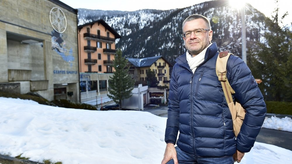 Finhaut: Pascal May pourrait revenir à l'exécutif suite à la démission de Nicolas Vouilloz