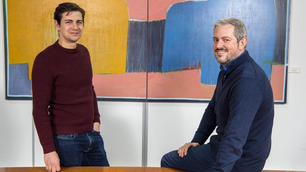 Antoine Fournier et Damien Roch n'ont pas que leur fonction de président de commune en commun. Enfant de Jean-René Fournier pour le premier et de Claude Roch pour le second, ils sont les fils d'anciens conseillers d'Etat.
