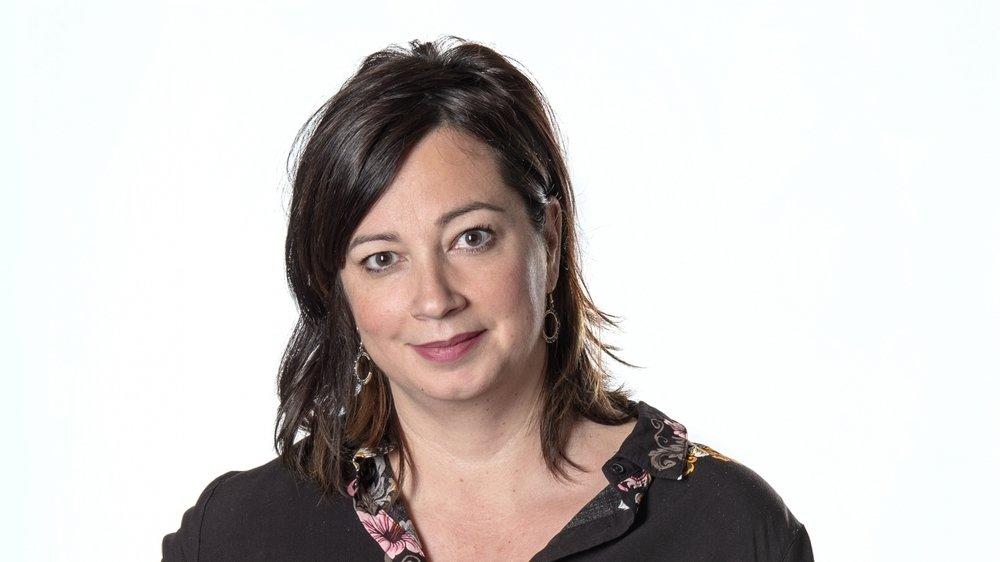 Stéphanie Germanier, rédactrice en chef adjointe