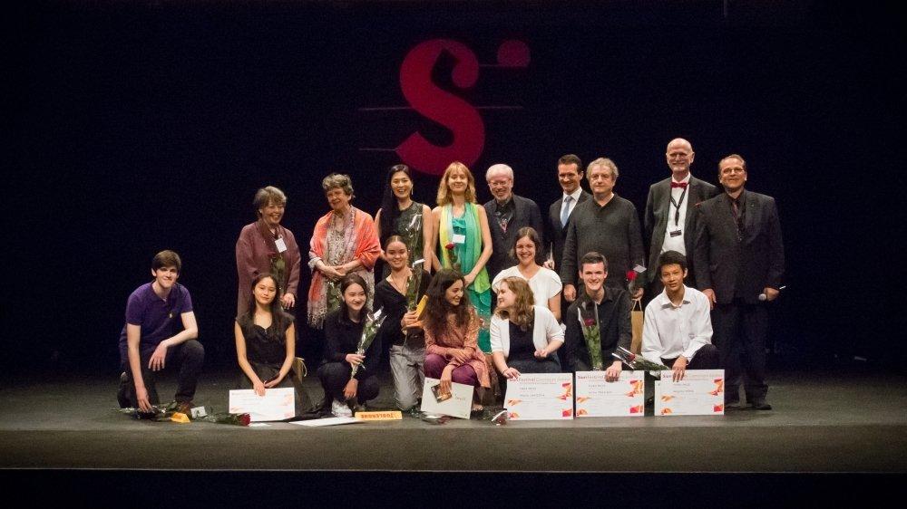 La première édition du concours de violon Tibor junior avait connu un beau succès sur la scène du Théâtre de Valère en 2018.