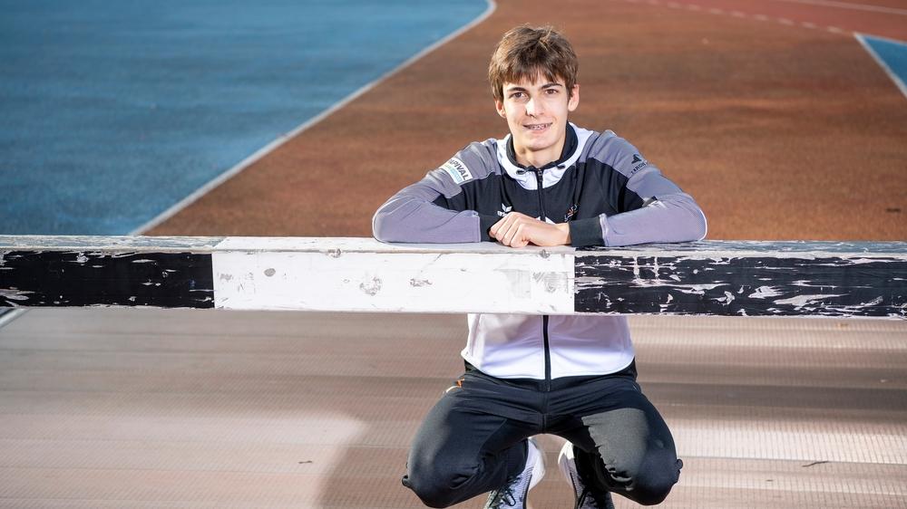 Valentin Imsand espère se qualifier pour les championnats d'Europe juniors, l'été prochain.